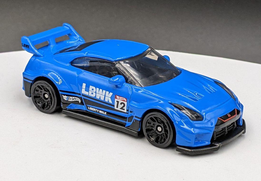 Nissan GTR Silhouette LBWK