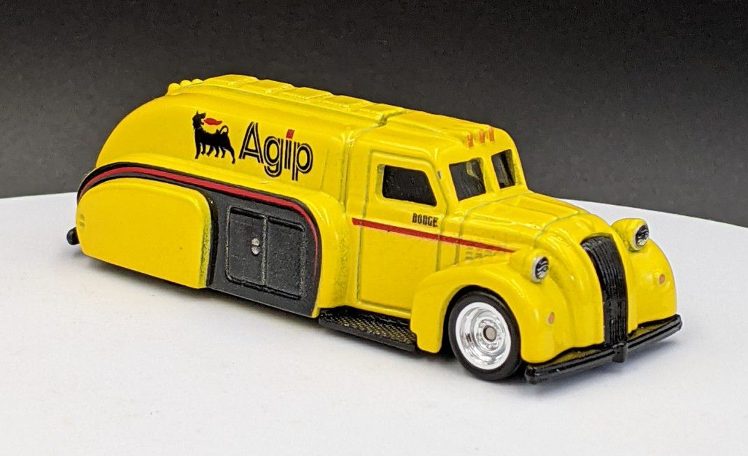 Dodge Airflow – Agip livery