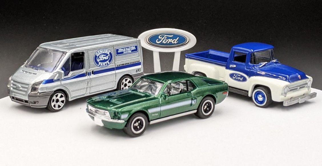 Ford Mustang CS