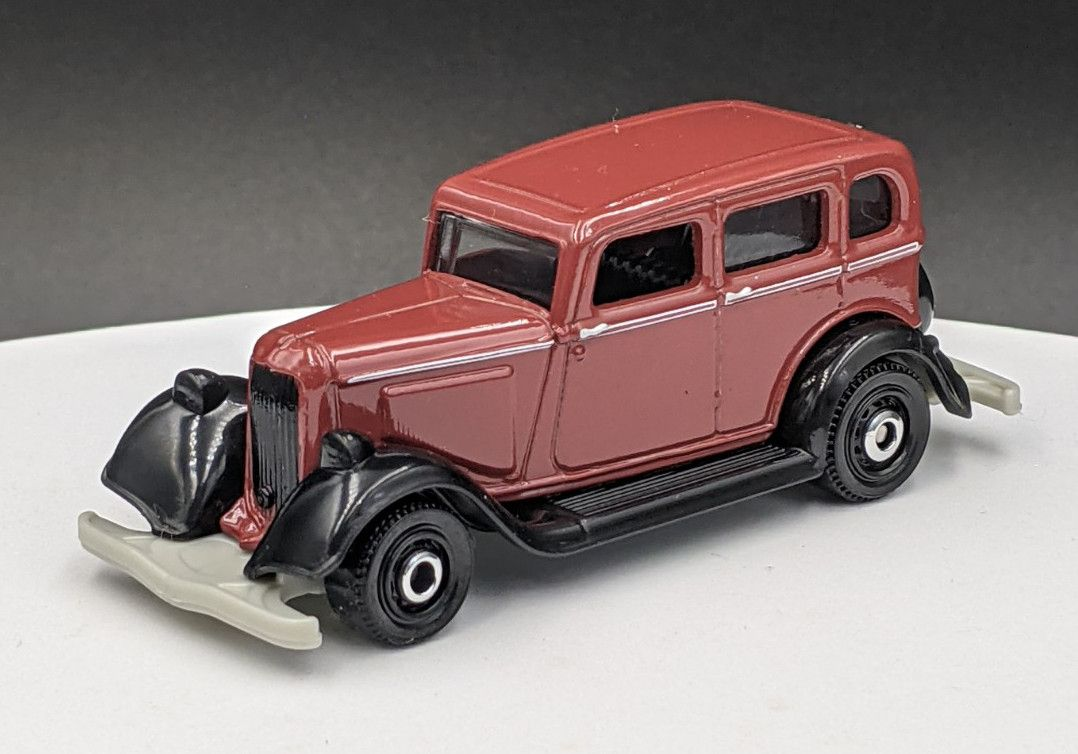 Plymouth 1933 Model