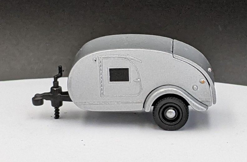Teardrop Camper trailer