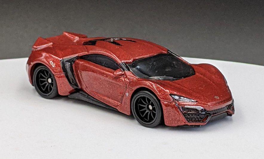 W Motors Lycan Hypersport